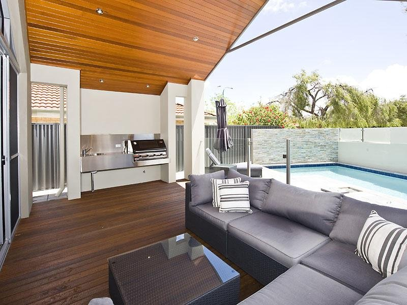 outdoor living design with bbq area from a real australian bathroom design awards australia 2017 2018 best cars