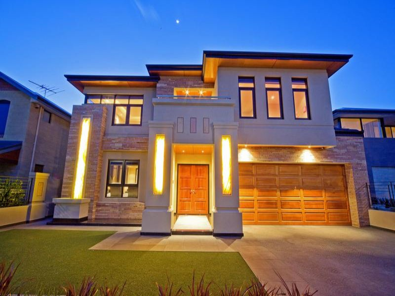 Photo Of A Brick House Exterior From Real Australian Home House Facade Photo 507885