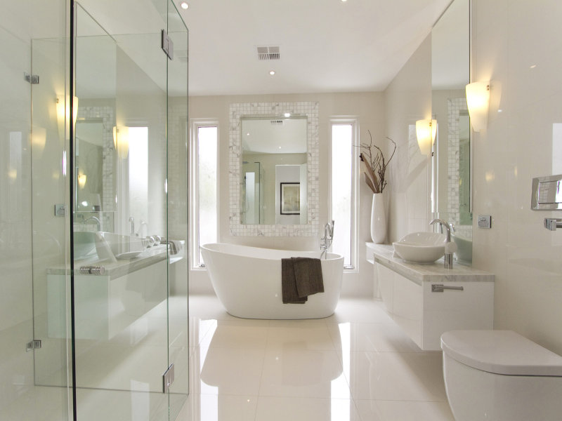 View the bathroom ensuite photo collection on home ideas for Modern small ensuite
