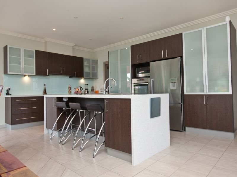 Modern U Shaped Kitchen Design u-shaped kitchen design using granite - kitchen photo 1074761