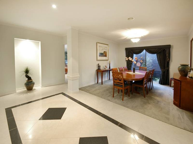 White dining room idea from a real Australian home - Dining Room photo 364267