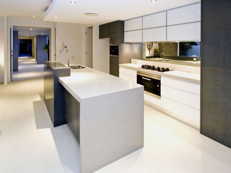 Modern Island Kitchen Designs island kitchen design using granite - kitchen photo 437285