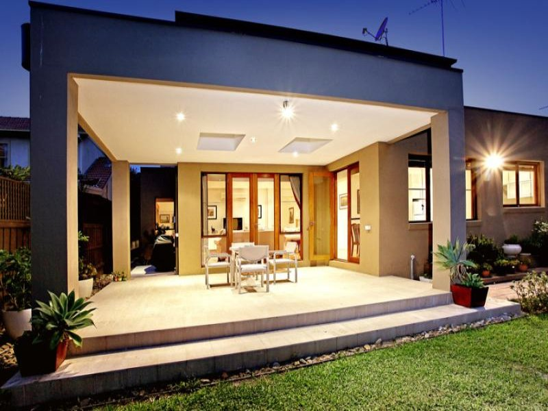 Outdoor living design with verandah from a real australian home outdoor living photo 370447 - Veranda decoratie ...