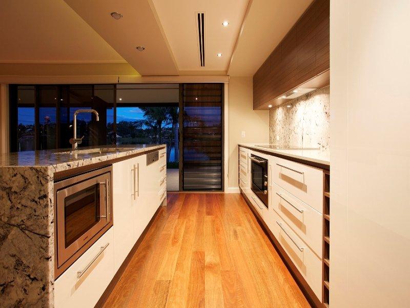 piano cucina in marmo