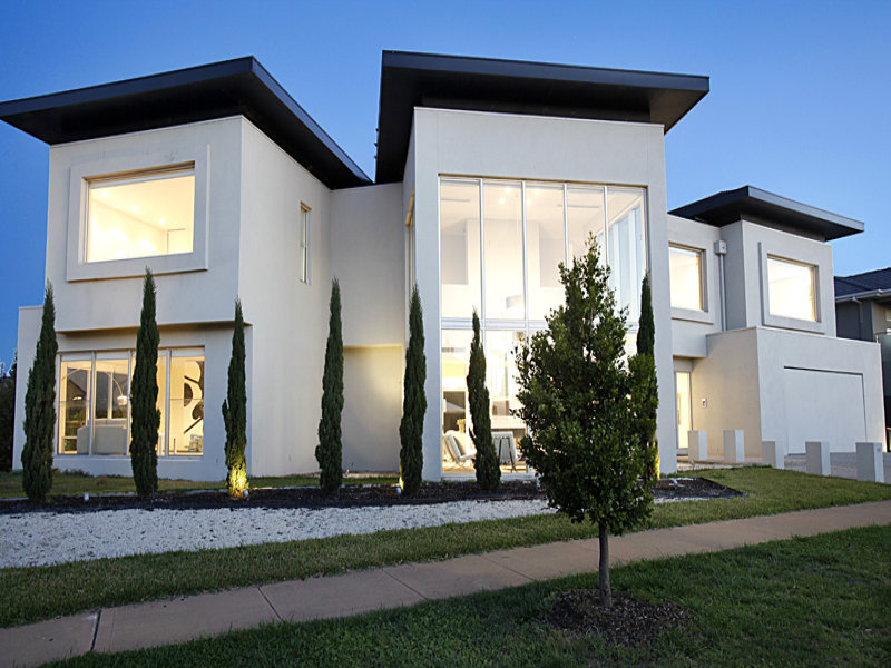 Facade Home Design Home And Landscaping Design