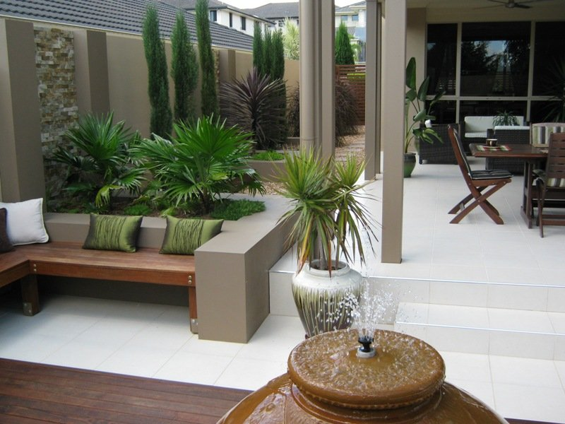 Outdoor Living Designs. Interesting Enclosed Outdoor Living Design ...