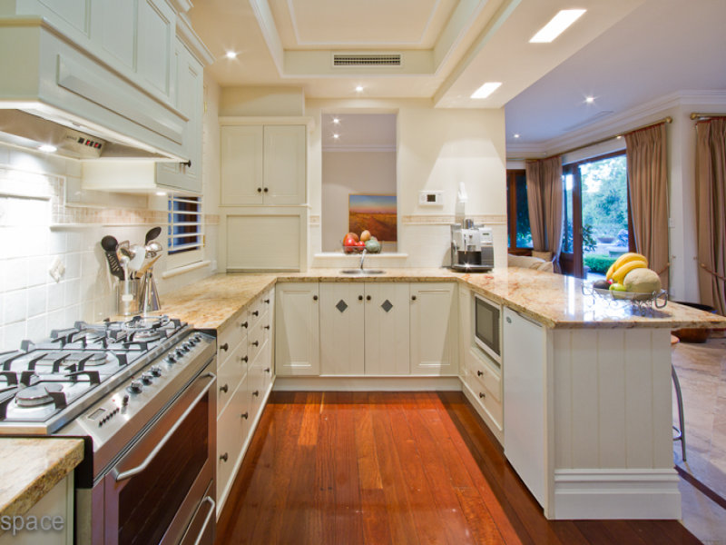 exceptional wood cabinets kitchen 4 wood classic shaped kitchen design using hardwood best galley kitchen designs photo gallery small house interior