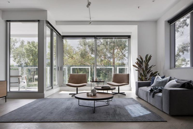 The Fawkner Park Front Residences, Melbourne Vic