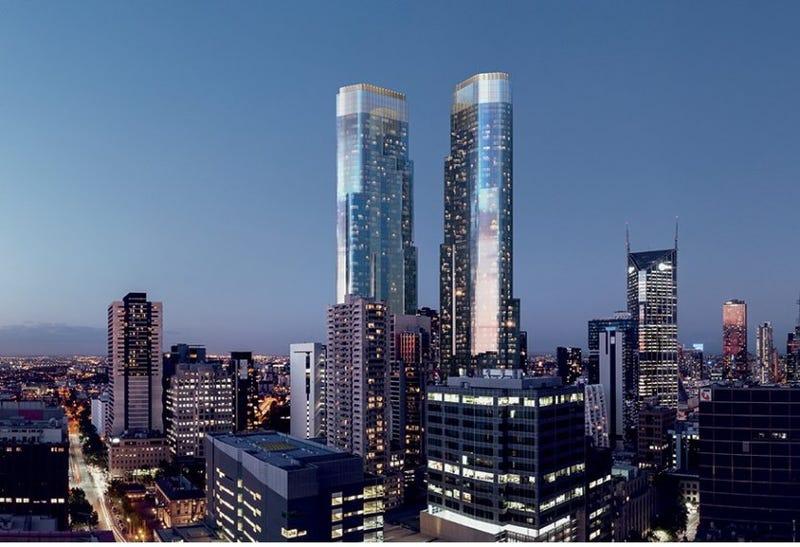 Queens Place, Melbourne Vic