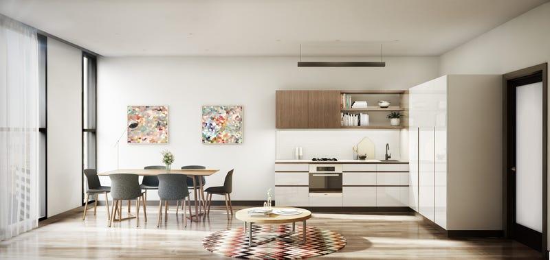 QC Residences, Melbourne Vic