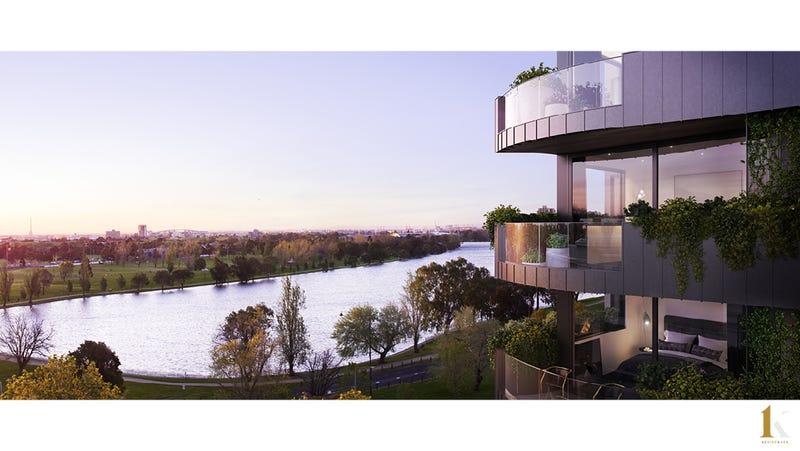 K1 Residences, Melbourne Vic