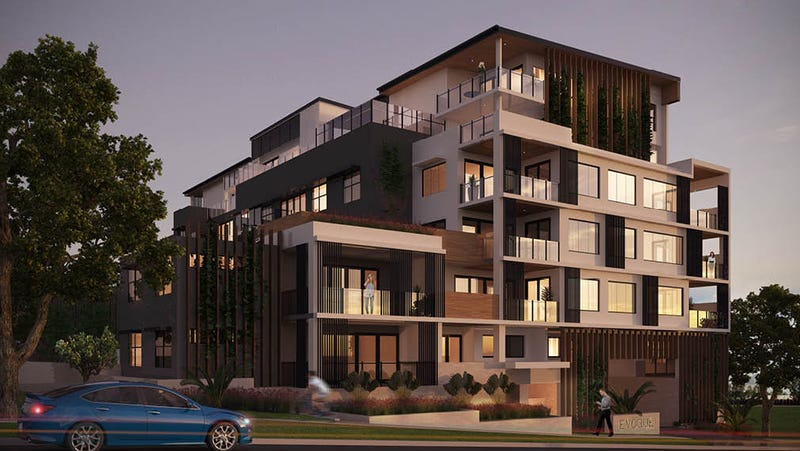 Evoque Apartments, Indooroopilly Qld
