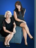 Katrina Keegan and Penelope Nicholls, Harcourts Coastal  - BROADBEACH