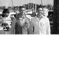 Team Warr and Sarti, Ray White - Hope Island