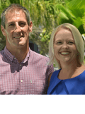 Belinda Street and Jason Edwards, Remax Cairns -