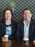 Adam and Danii Leatherbarrow, Harcourts Nepean - Penrith