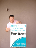 Adrian Bagent, Just Right Property Management