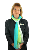 Vicki Johnson, Woolcock Partners - Launceston