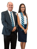 Kenny Gwynn & Amy Millard, Harcourts Your Place - Mount Druitt / St Marys