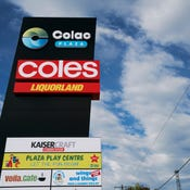 Colac Plaza Shopping Centre , 66  Queen Street, Colac, Vic 3250
