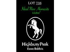 Lot 738, Hillsborough Avenue, Baldivis