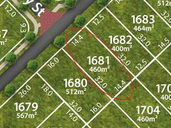 Lot 1681, Carson Circuit, Mango Hill
