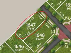 Lot 1647, Craigie Street, Mango Hill