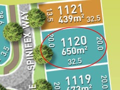 Lot 1120, Spinifex Way, Bohle Plains