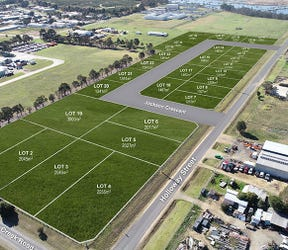 Dahlsen's Industrial Park, 111 Forge Creek Road, Bairnsdale, Vic 3875