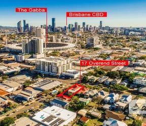17 Overend Street, East Brisbane, Qld 4169