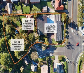 29 Chapman Street and 2-4 St Albans Close, Charlestown, NSW 2290