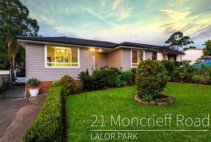 21 Moncrieff Road, Lalor Park, NSW 2147