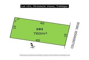 Lot 101 Collingwood Drive, Trafalgar, Vic 3824