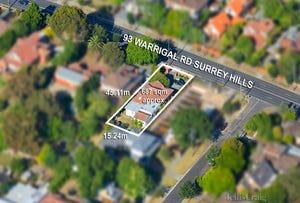 93 Warrigal Road, Surrey Hills, Vic 3127