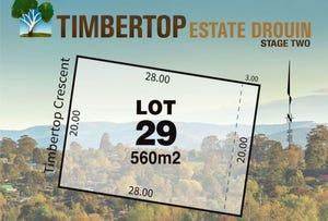Lot 29 Timbertop Crescent, Drouin, Vic 3818