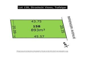 Lot 158 Berenger Avenue, Trafalgar, Vic 3824
