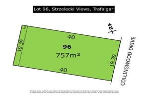 Lot 96 Collingwood Drive, Trafalgar, Vic 3824