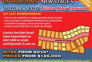 Lot 118 'On Horizons', Cornelius Drive, Sorell, Tas 7172