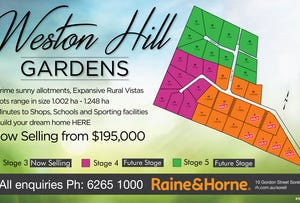 Lot 11 Weston Hill Gardens (off Weston Hill Road), Sorell, Tas 7172