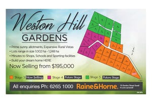 Lot 5 Weston Hill Gardens (off Weston Hill Road), Sorell, Tas 7172