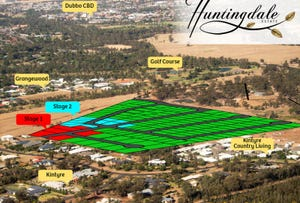 Stage 1 Huntingdale Estate, Dubbo, NSW 2830