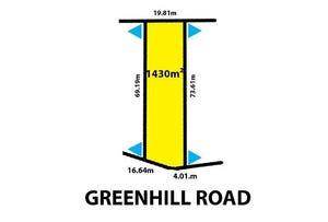 Lot 50, 761 Greenhill Road, Greenhill, SA 5140
