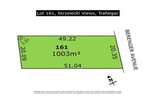 Lot 161 Berenger Avenue, Trafalgar, Vic 3824