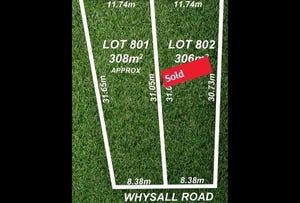 Lot 801, 44 Whysall Road, Greenacres, SA 5086
