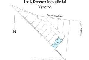 Lot 8 1648 Kyneton Metcalfe Road, Kyneton, Vic 3444