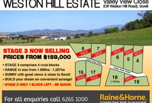 Lot 18 Valley View Close, Sorell, Tas 7172
