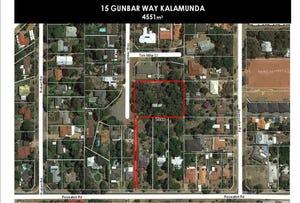 15 Gunbar Way, Kalamunda, WA 6076