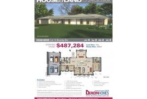 Cedar Grove, address available on request