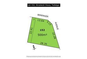 Lot 152 Berenger Avenue, Trafalgar, Vic 3824