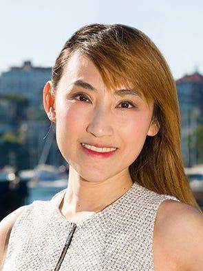 Ophelia Huang